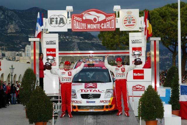 AUTO/WRC MONTE CARLO 2005