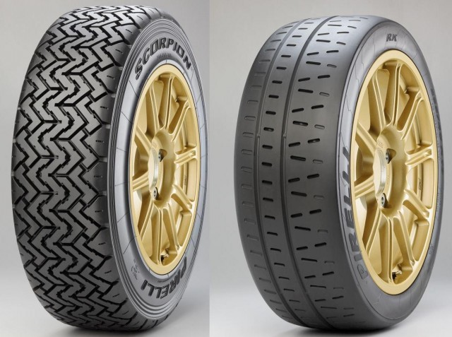 Pirelli Scorpion & RK