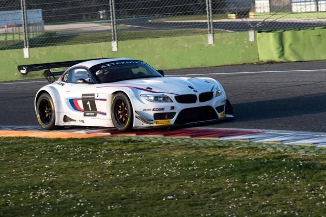 BMW Test, Vallelunga, Italien