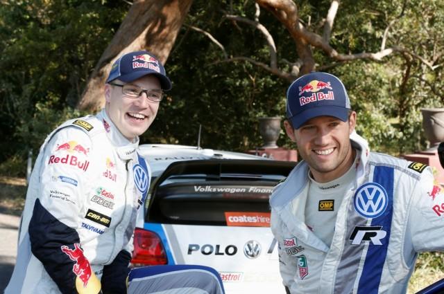 Rally Australia 2013