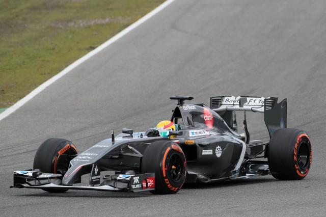 Sauber 2014