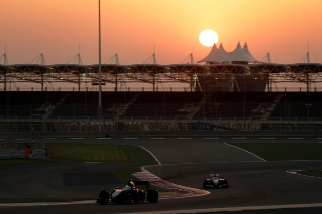 Track-action-during-the-first-Bahrain-test