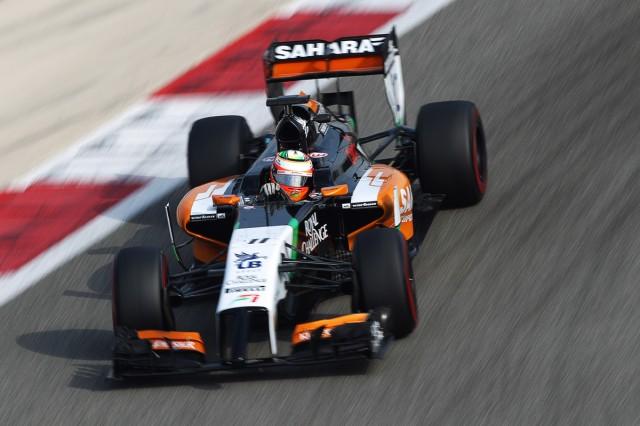 Motor Racing - Formula One Testing - Bahrain Test Two - Day 2 - Sakhir, Bahrain