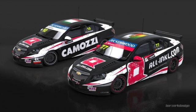 All inck.com Munich Motorsport 2014