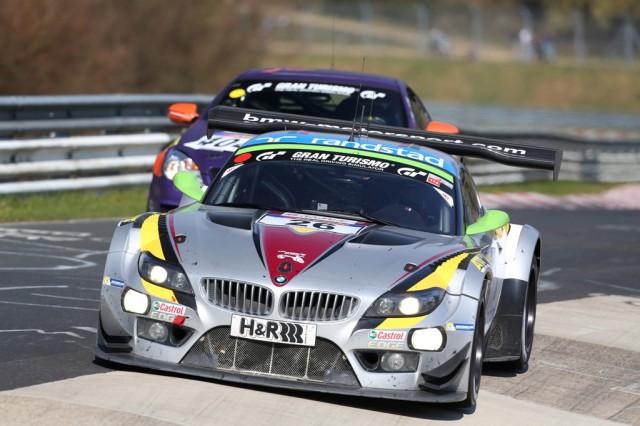BMW Z4 GT3 VLN