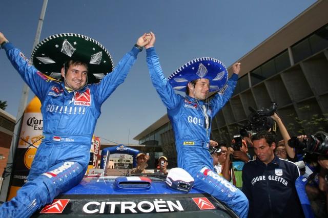 AUTO/WRC MEXICO 2006