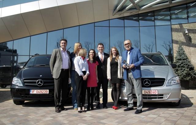Mercedes-Benz Romania - Conferinta de Presa - Parteneriate cu Federatii Sportive  (11)