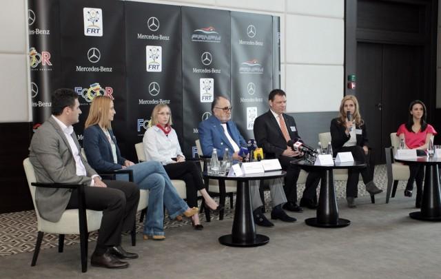 Mercedes-Benz Romania - Conferinta de Presa - Parteneriate cu Federatii Sportive  (2)