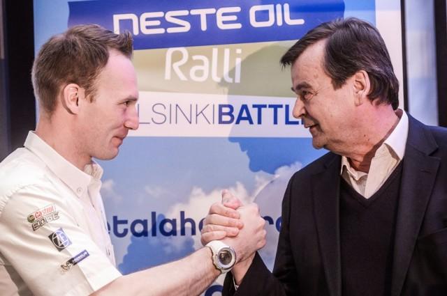 Ralli-Helsinki-Battle