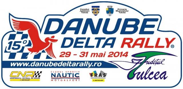Camila Danube Delta Rally 2014