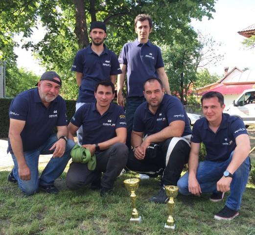Echipa SERUS SG Racing Team
