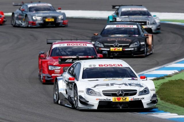 Motorsports / DTM: german touring cars championship 2014