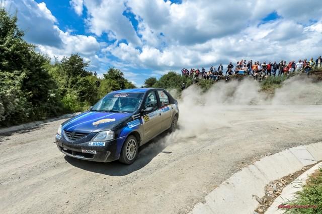 Bogdan Talasman-Andrei Mitrasca - Transilvania Rally 2014 1