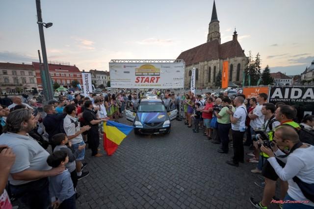 Bogdan Talasman-Andrei Mitrasca - Transilvania Rally 2014