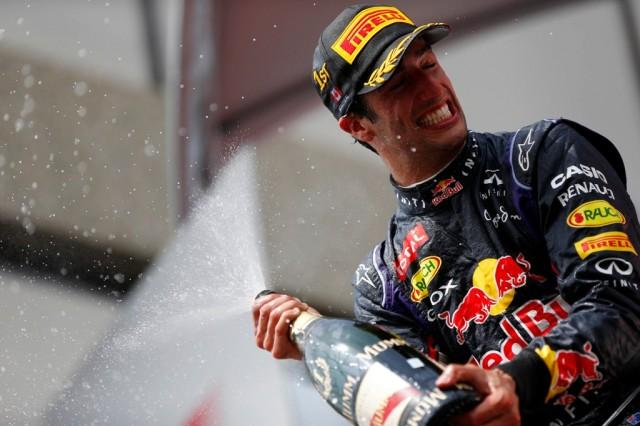 Daniel Ricciardo Canada