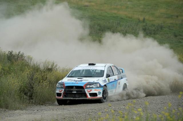 Gergo Szabo_Karoly Borbely_Mitsubishi Evo X R4_Tulcea