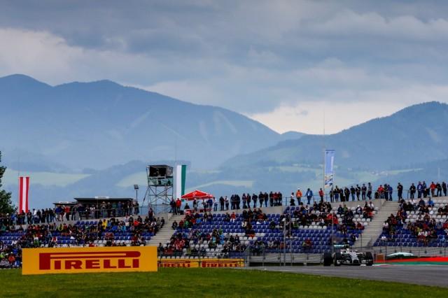 2014 Formula One Austrian Grand Prix, Red Bull Ring, Spielberg, Styria, Austria, 19th - 22nd June 2014.  World Copyright: © Andrew Hone Photographer 2014. Ref:  _ONY8701