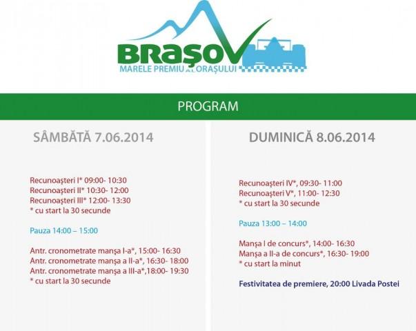 program MP al BV 2014