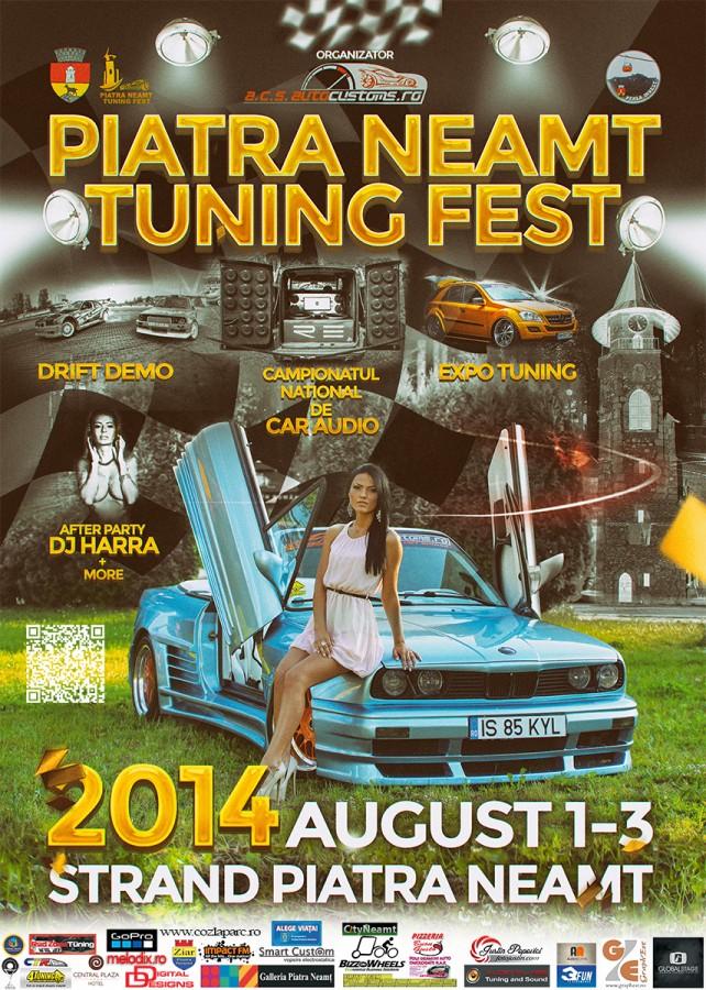 AFIS Piatra Neamt Tuning Fest