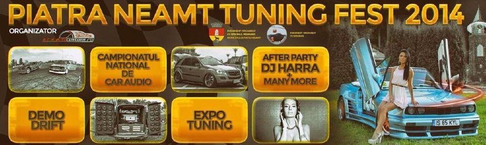 Piatra Neamt Tuning Fest