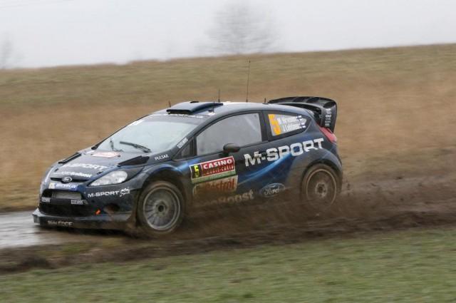 Ford Fiesat RS WRC