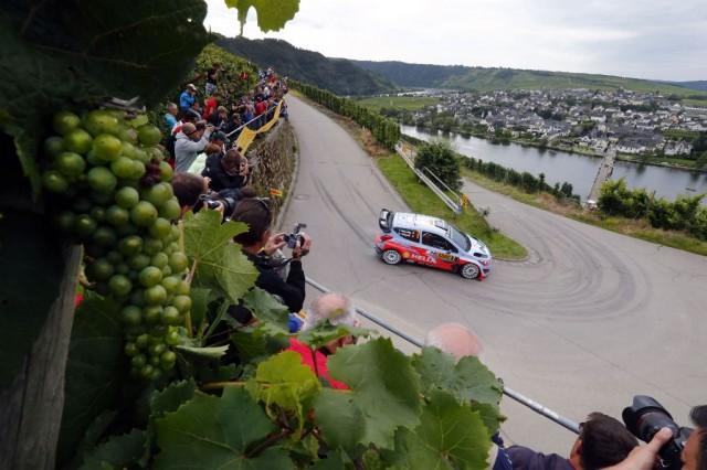 Neuville Rally Germany 2014