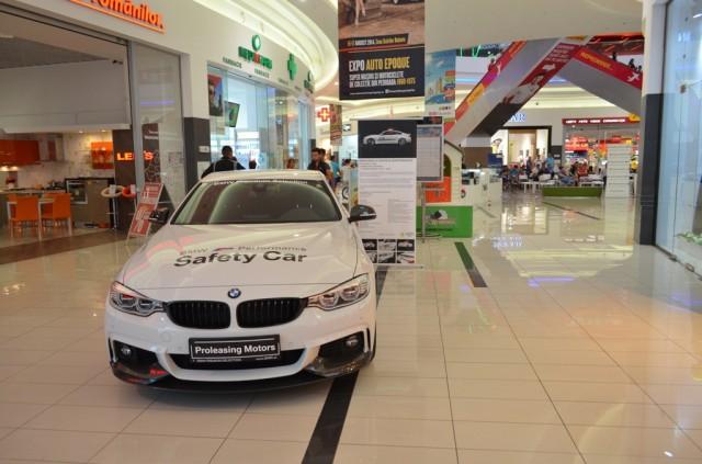 Proleasing 2014 Safety Car Ploiesti