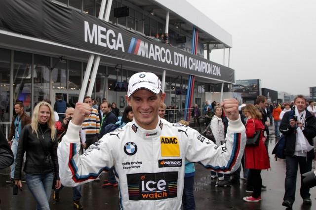 Marco Wittmann champion 2014 3