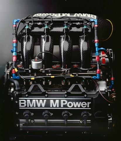 BMW DTM E30 Engine