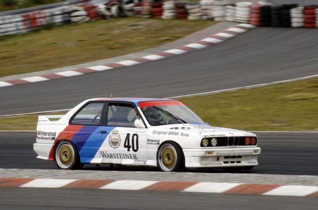 BMW E30 DTM