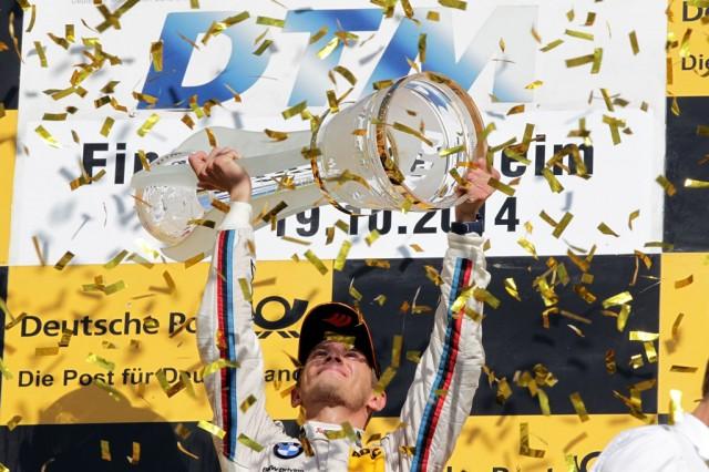 Marco Wittmann DTM Trophy 2014