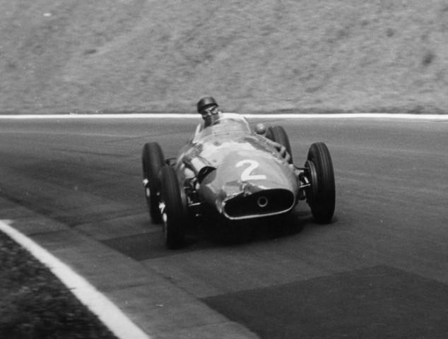 Juan Manuel Fangio-Maserati 1957