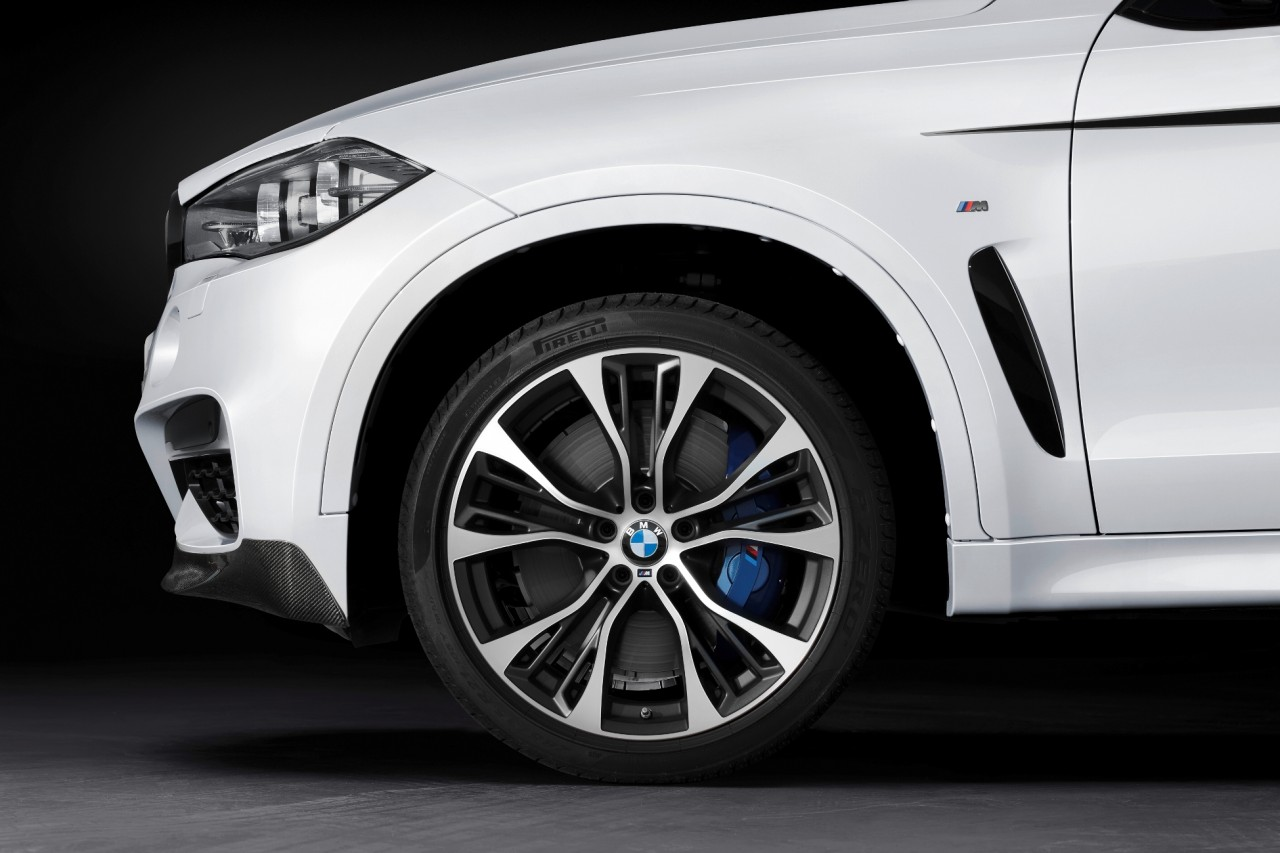 BMW X6 M accesories