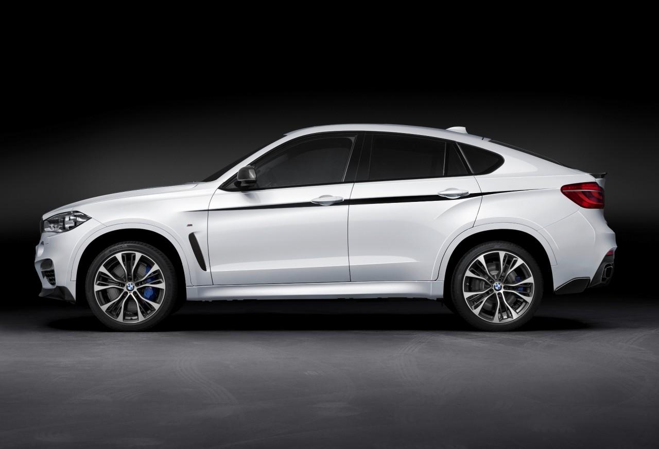 BMW X6 M accesories1
