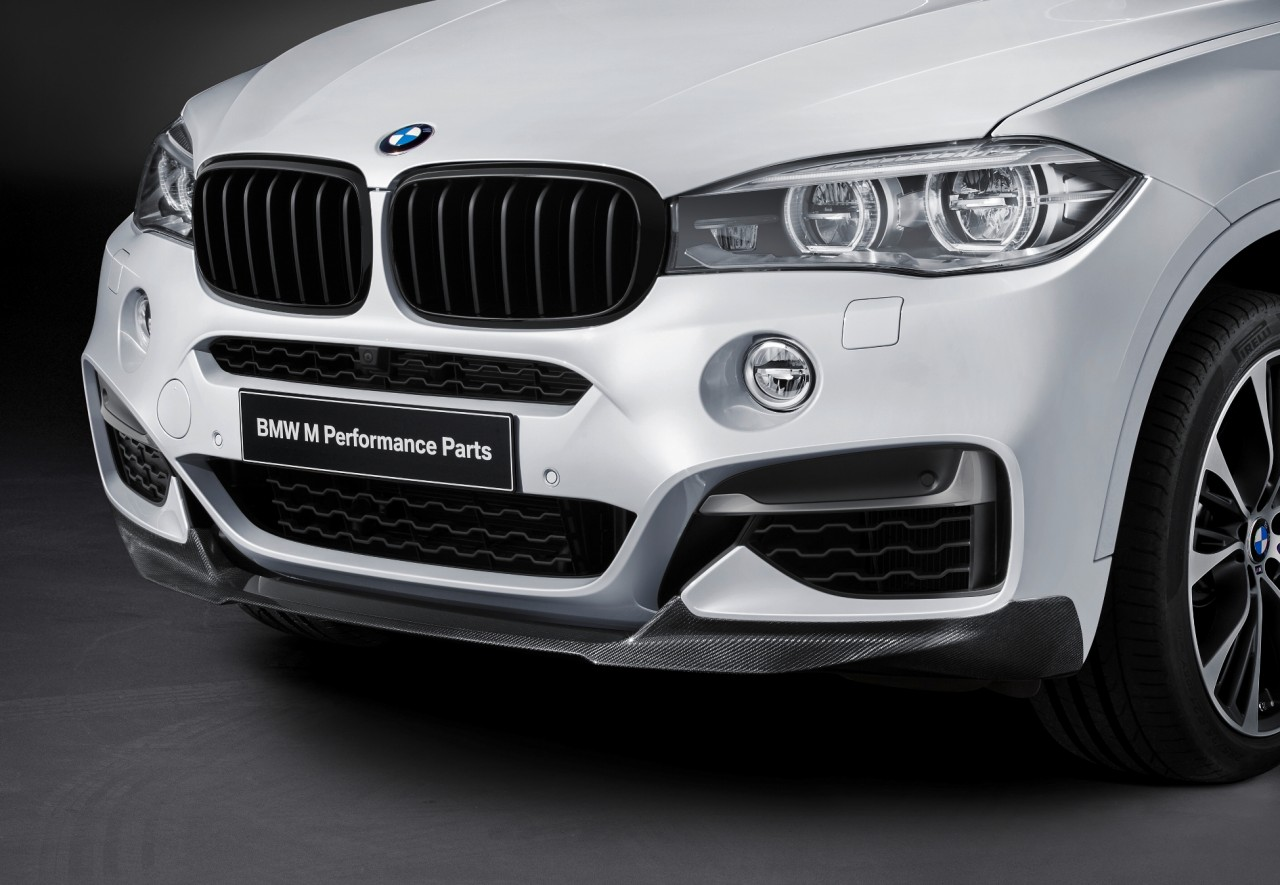 BMW X6 M accesories2