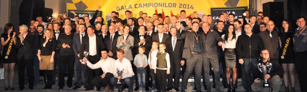 Gala Campionilor FRAS 2014 - Galerie foto