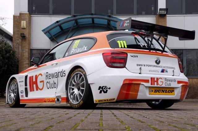 BMW Andy Priaulx BTCC 2