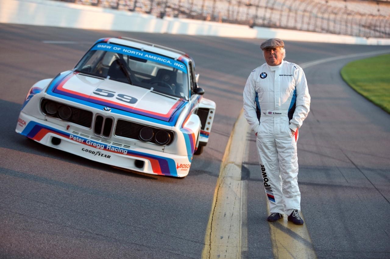 Brian Redman Daytona 1974