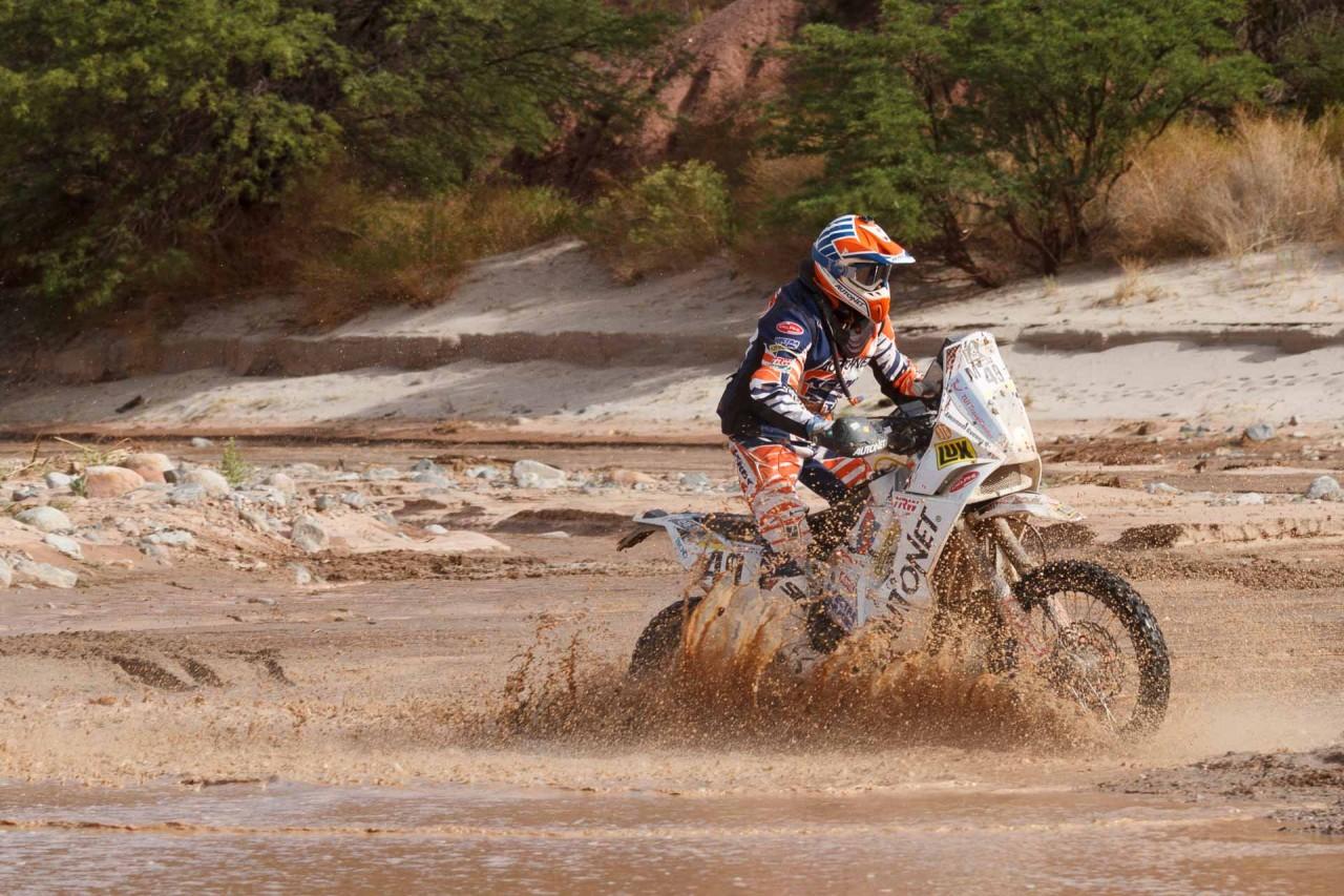 Mani Gyenes Dakar 2015 - 3