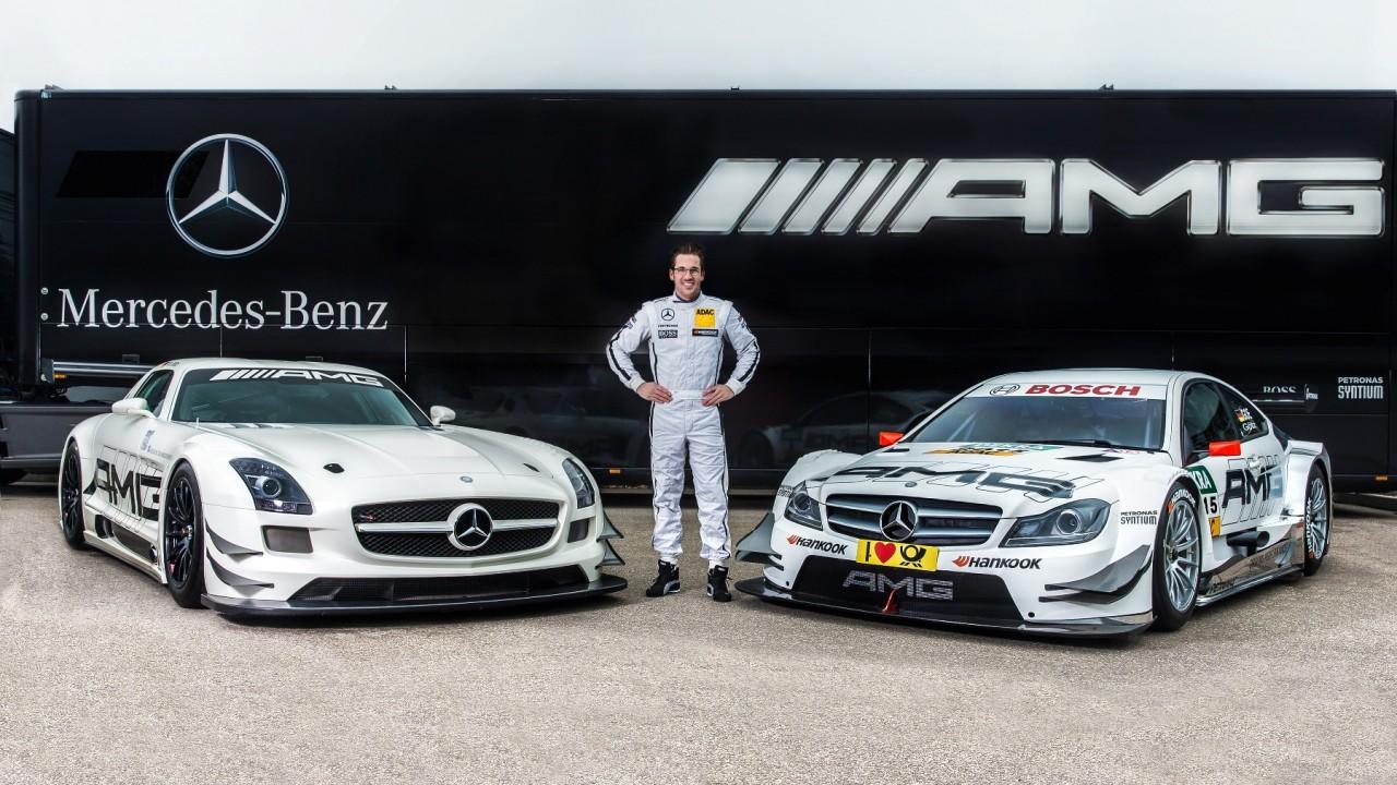 Maximilian Goetz DTM 2015