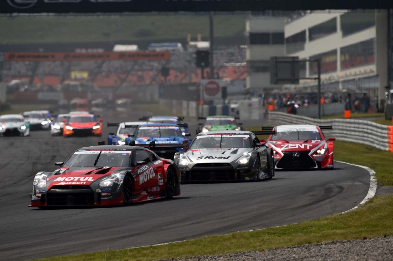 Super GT 2014