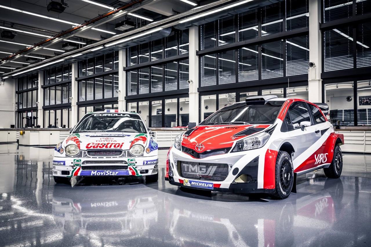 Toyota Motorsport WRC