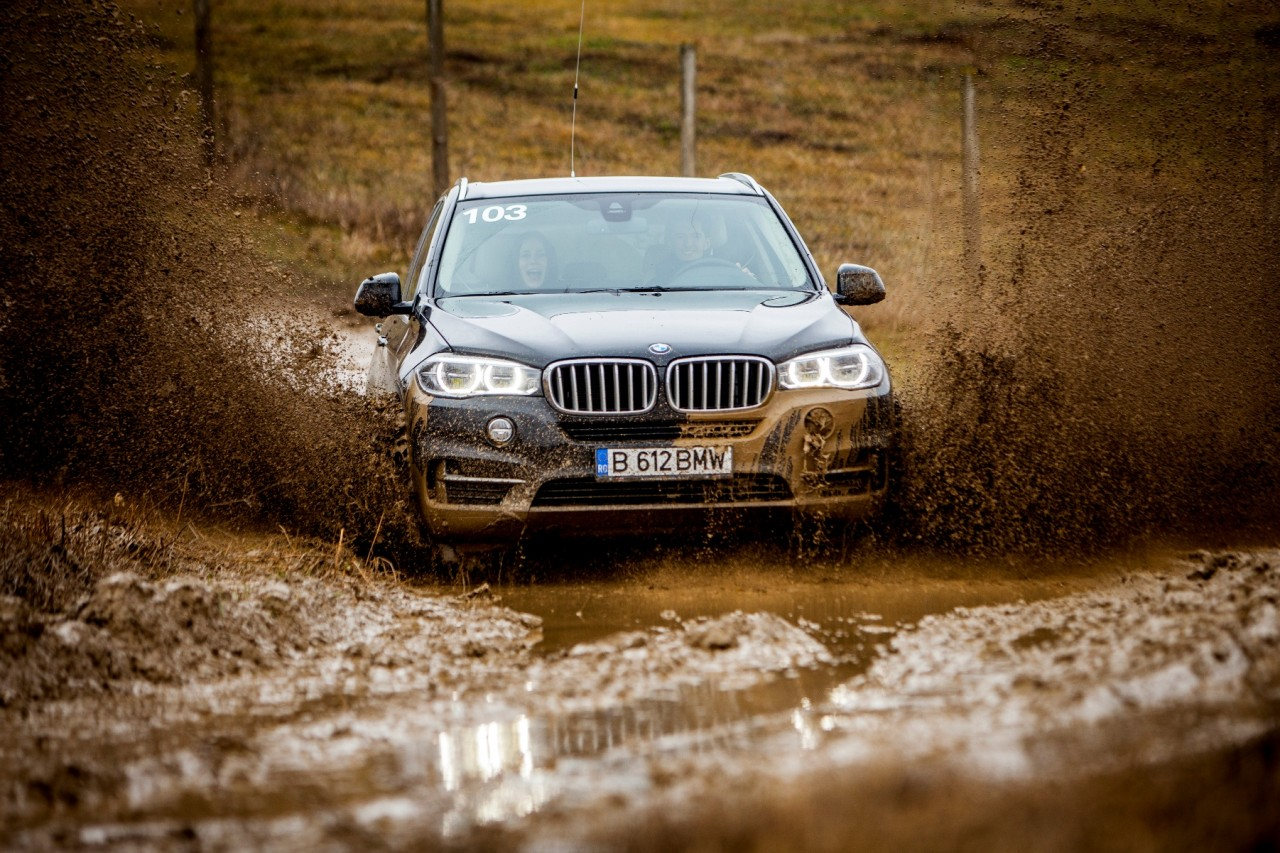 BMW xDrive offroad experience 1