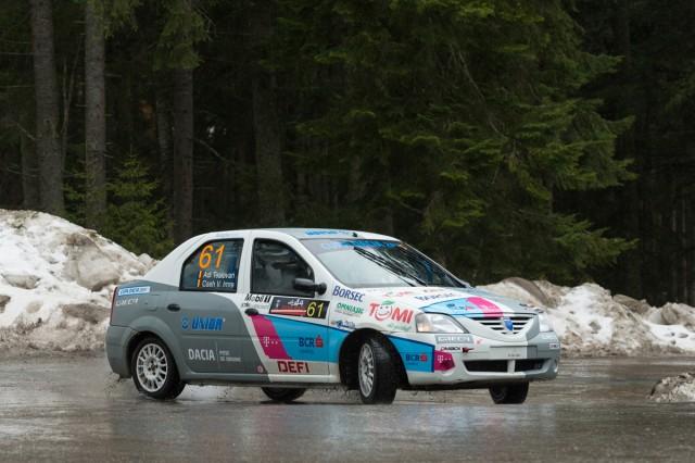 Adrian Teslovan_Vajk Cseh Imre_Dacia Logan Cup_Tess Rally 2015