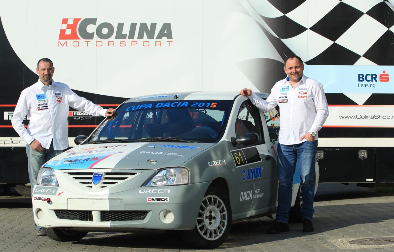 Adrian Teslovan_Vajk Imre Cseh_Dacia Logan Cup