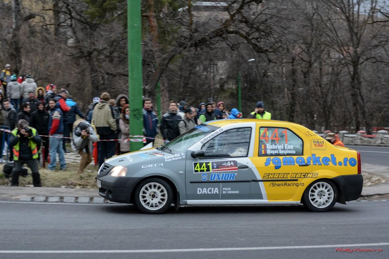 Gabriel Ene - Tess Rally 44