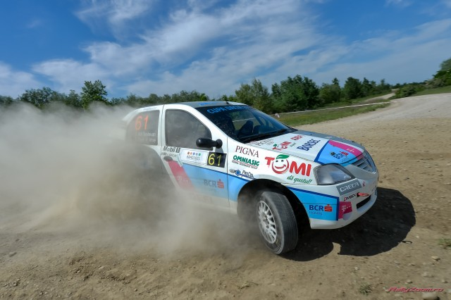 Adrian Teslovan_Vajk Cseh Imre_Dacia Logan Cup_Arad Rally 2015
