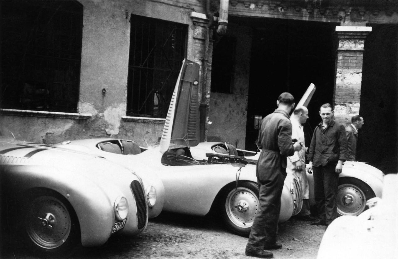 "BMW 328 ""Mille Miglia"""