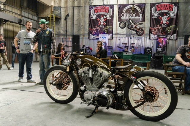 Custom Wheels Show