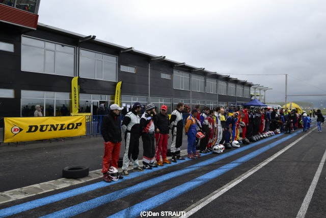 Campionatul National de Karting Dunlop 2015